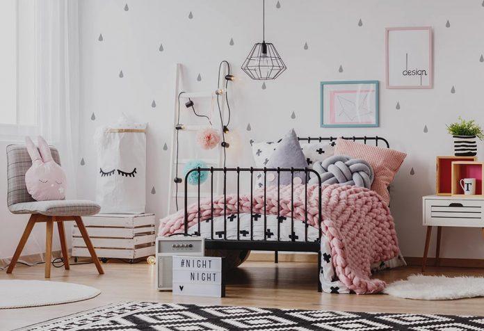 Pomysły na sypialnię dziewczyn