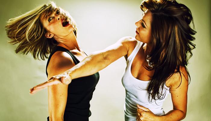 walka kobiet