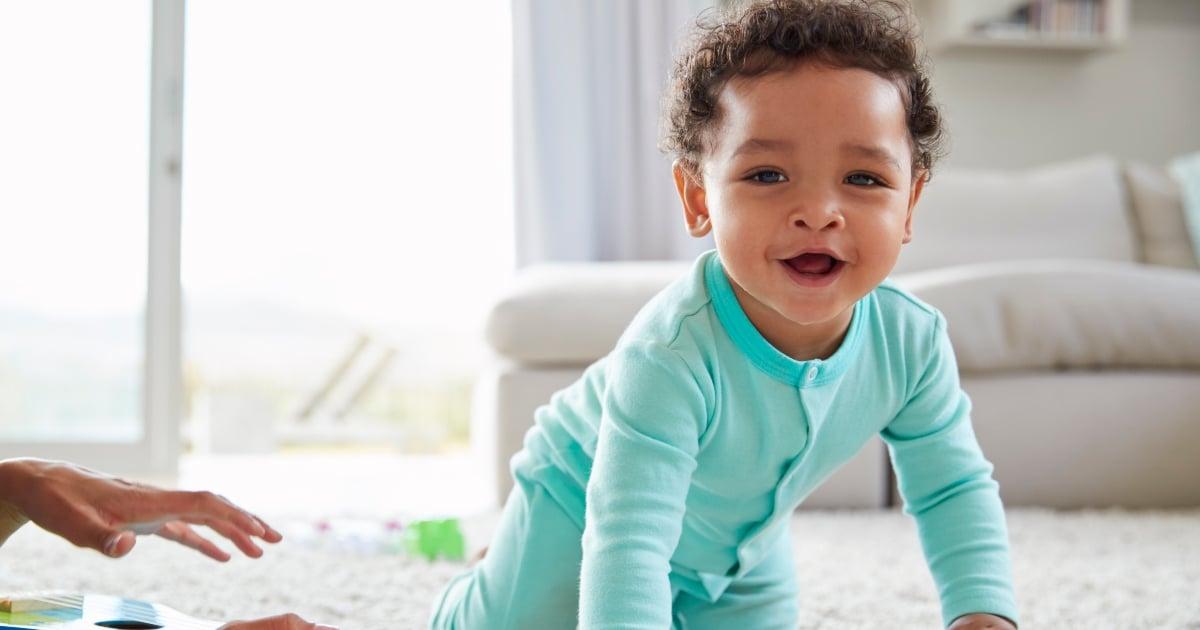 11 miesięczne dziecko