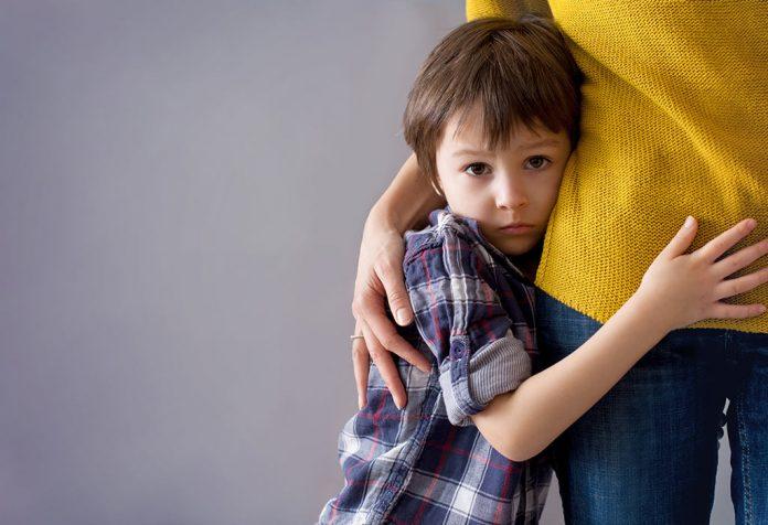 Lęk przed separacją u przedszkolaków