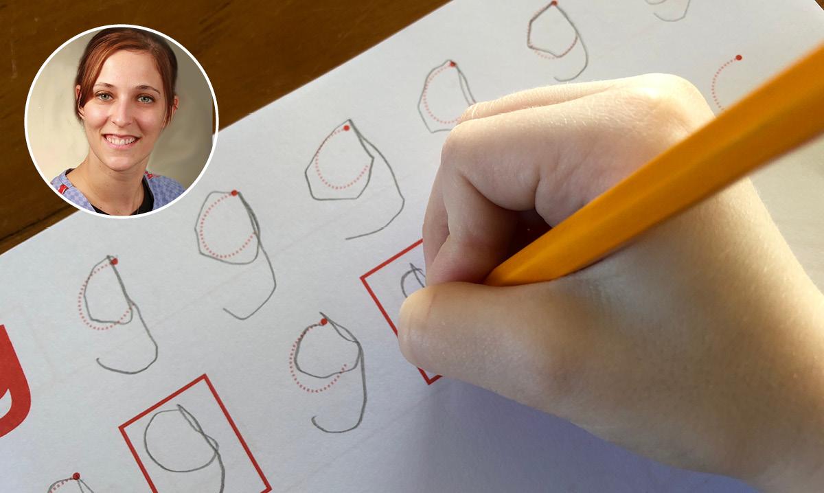 Jak mogę pomóc mojemu dziecku rozwinąć lepsze umiejętności pisma ręcznego?