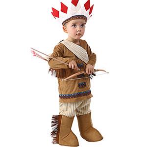 kostium rodowitej Ameryki
