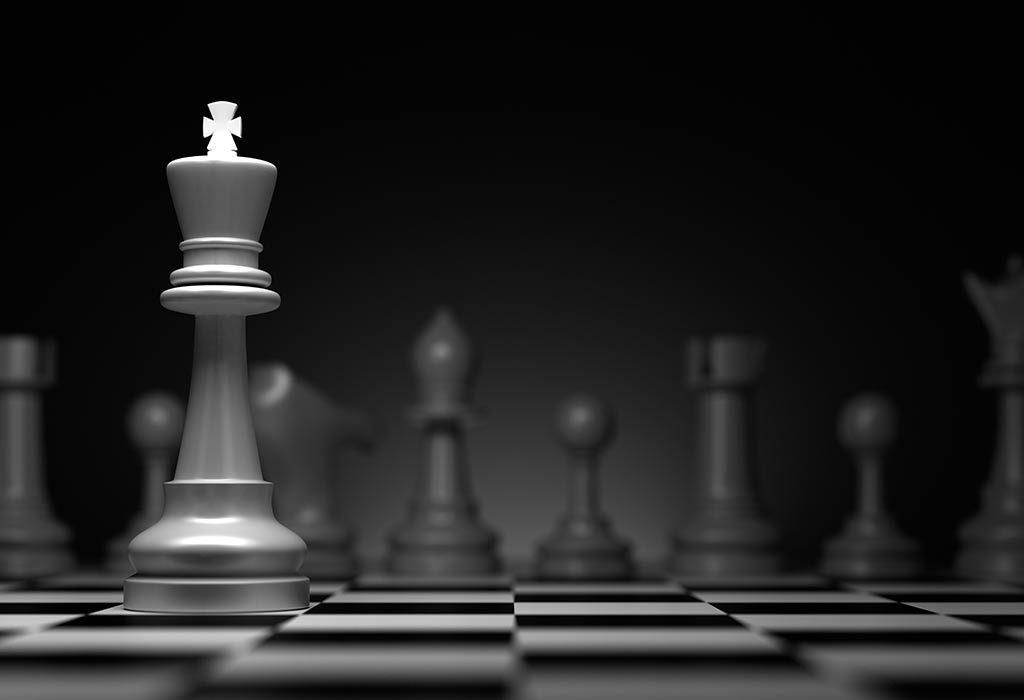 Król w szachach