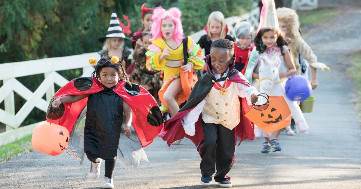 piosenki na Halloween dla dzieci