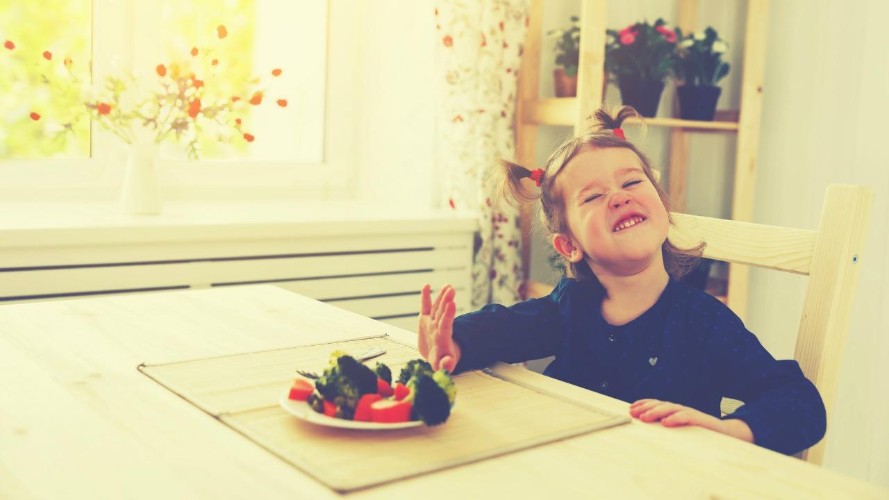 podróżowanie z dzieckiem, które ma niechęć do jedzenia