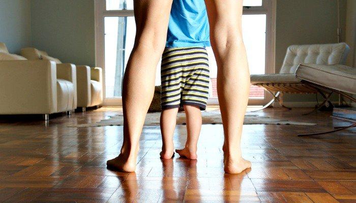 50 rzeczy, których nauczyliśmy się jako rodzic
