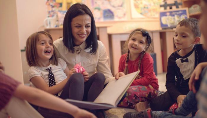 6 rzeczy, które nauczyciel przedszkola chce ci powiedzieć