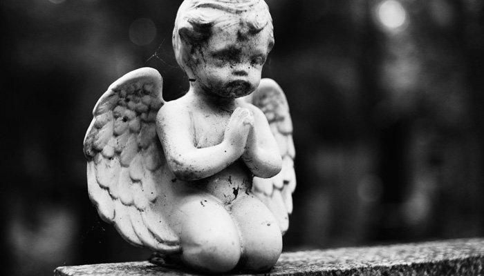 dziecko anioła