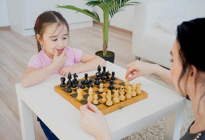 9 sposobów na naukę gry w szachy dla dzieci