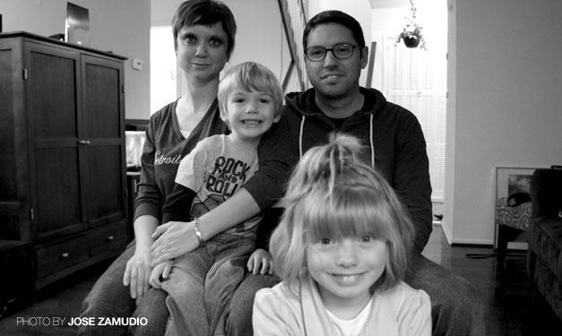 Adopcja starszego dziecka w południowo-wschodnim Michigan