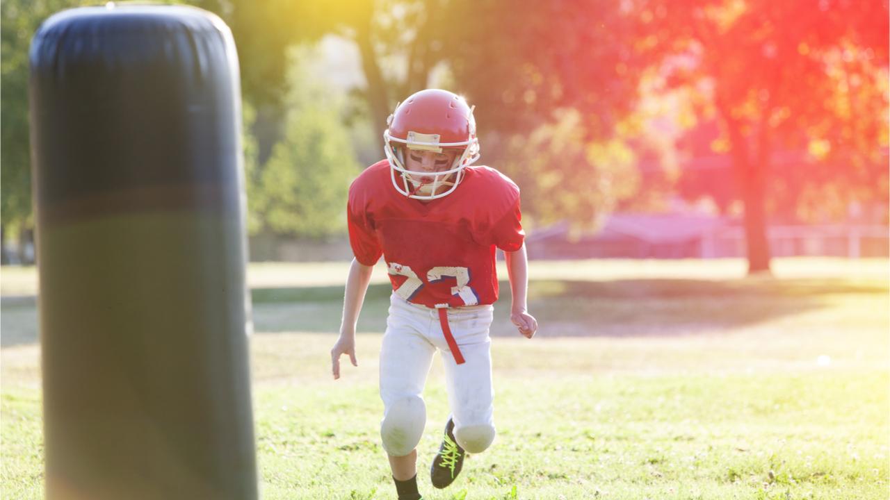 Nie pozwolę dziecku grać w piłkę nożną, a nauka mnie wspiera
