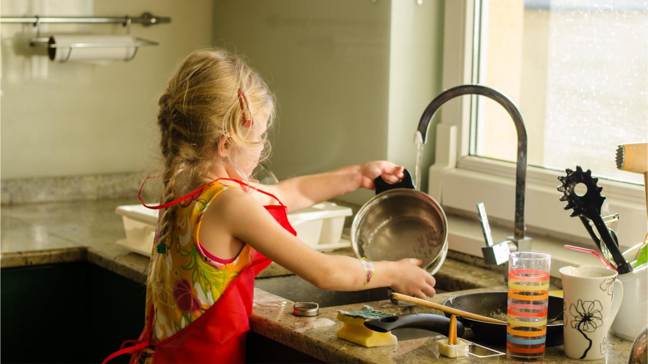 wpajanie dzieciom etyki pracy