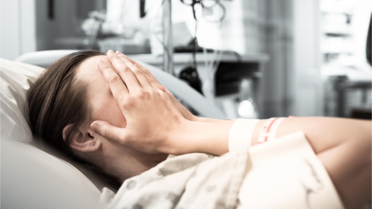 Cichy smutek poronienia i urodzenia martwego dziecka
