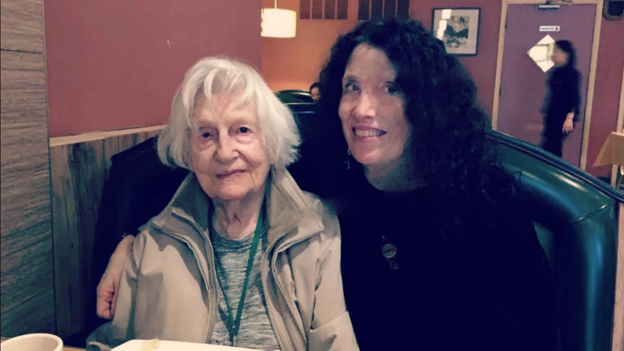 Co chcę powiedzieć mojej mamie z demencją