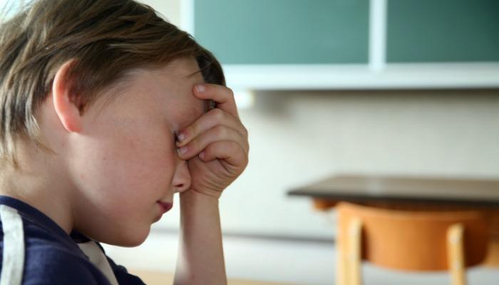 Wychowywanie niespokojnego ucznia wymaga strategii