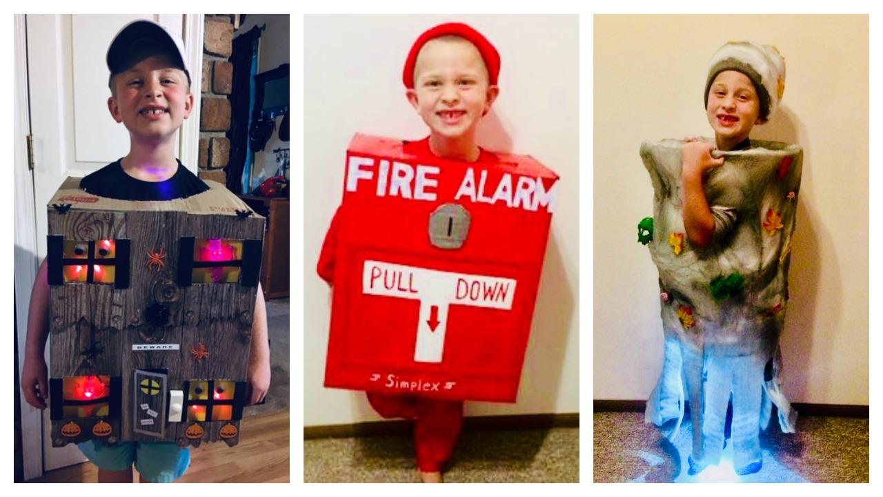 świętują autyzm na Halloween