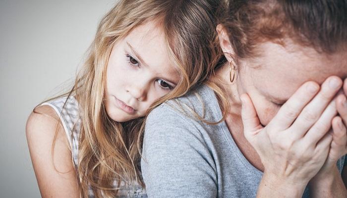 Rodzice: Wybaczmy sobie, kiedy tracimy panowanie nad sobą