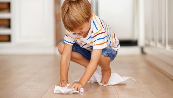 Nauczanie niezależności swoich dzieci: krok wstecz