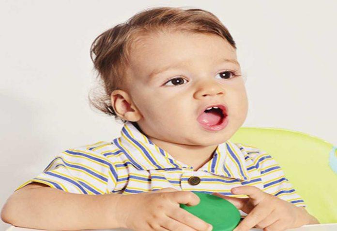 Ekspresyjne zaburzenie językowe u jednorocznego dziecka