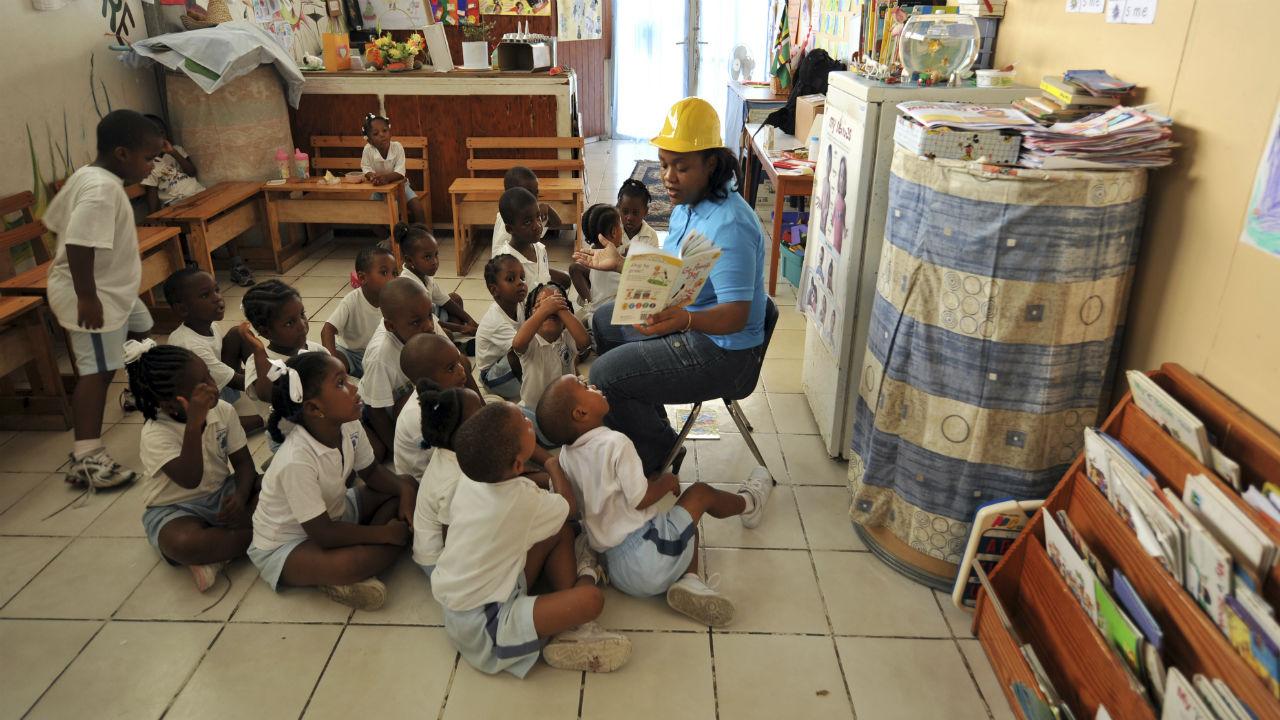 Ghana skutecznie zmieniła swoje programy przedszkolne i tak właśnie jest