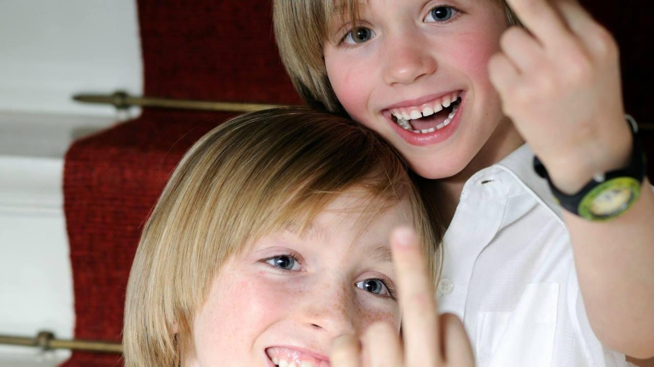 IDGAF, jeśli dzieci przysięgają