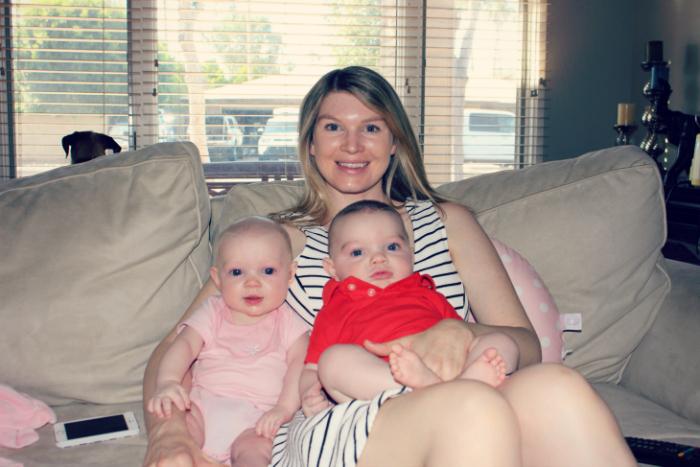 Jak przetrwać pierwsze sześć miesięcy z bliźniakami