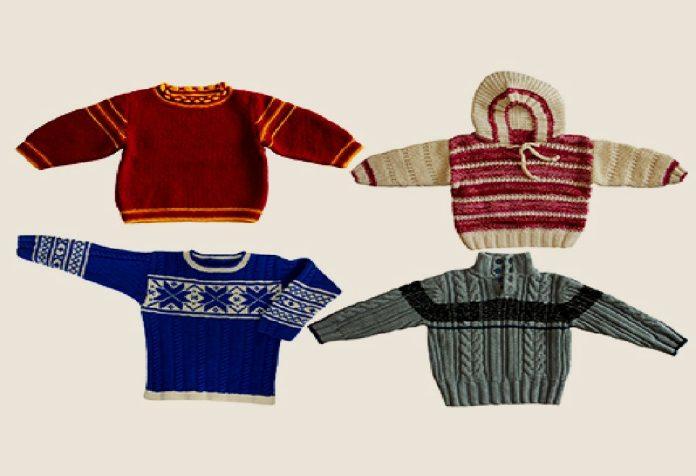 Jak zrobić na drutach sweter dla Twojego dziecka
