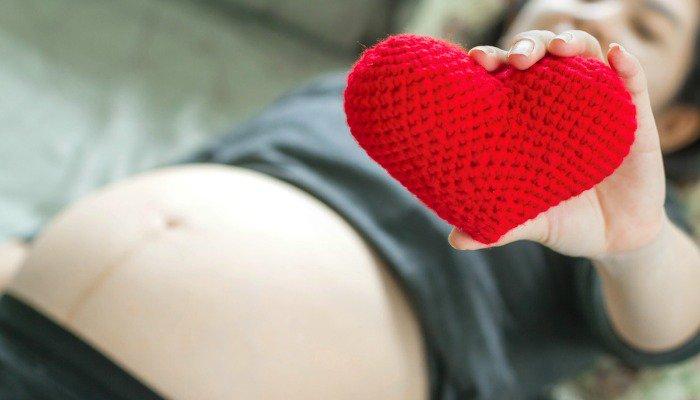 Bądź miła w ciąży