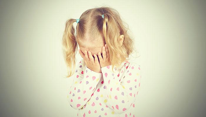 Zawstydzenie twojego dziecka jest nieuniknione