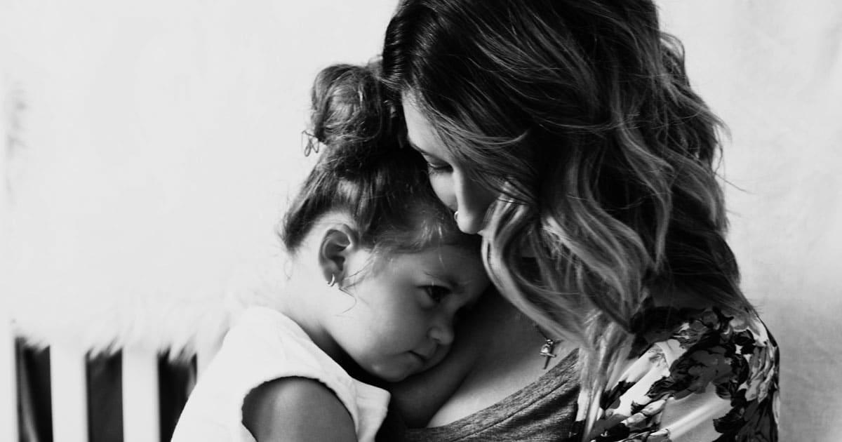 Owdowiała samotna mama-1