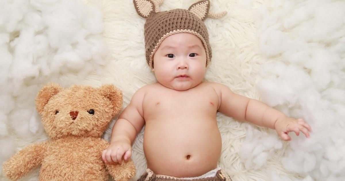 9-tygodniowe dziecko