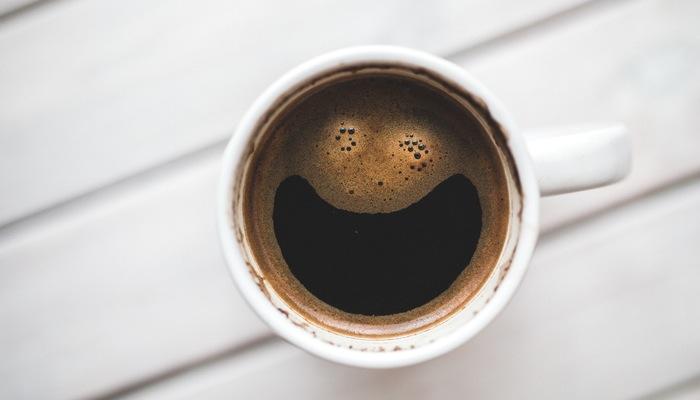 picie kawy i matki