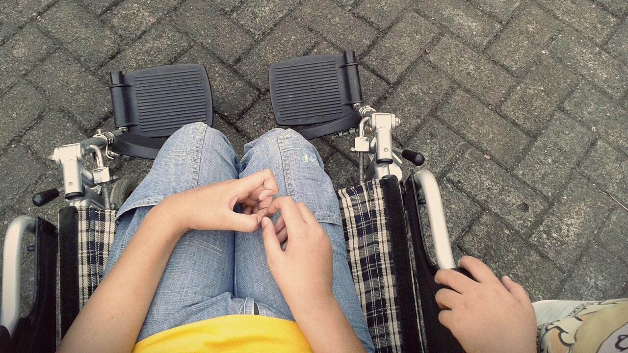 dziecko niepełnosprawne
