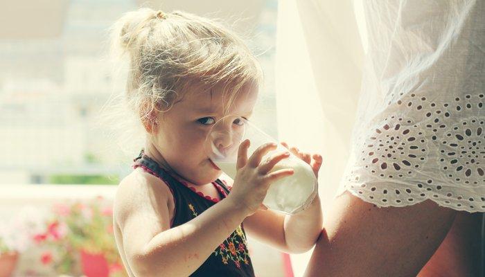 mleko do picia dla dzieci