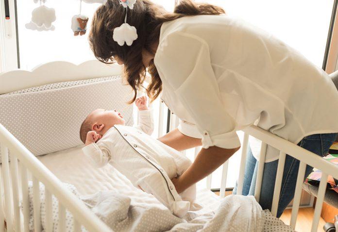 Metoda treningu snu bez płaczu (bez łez) dla niemowląt