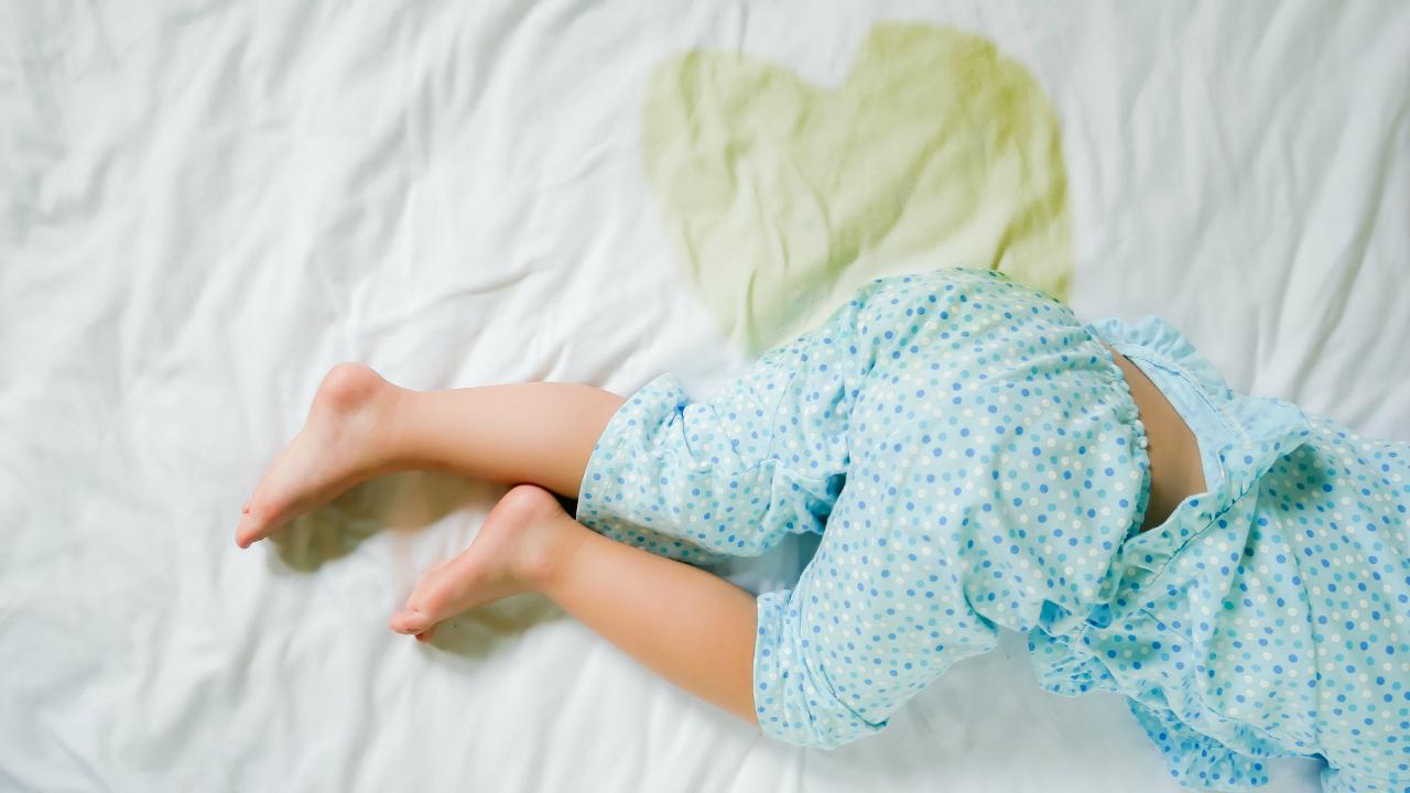 moczenie nocne w dzieciństwie jest dziedziczne