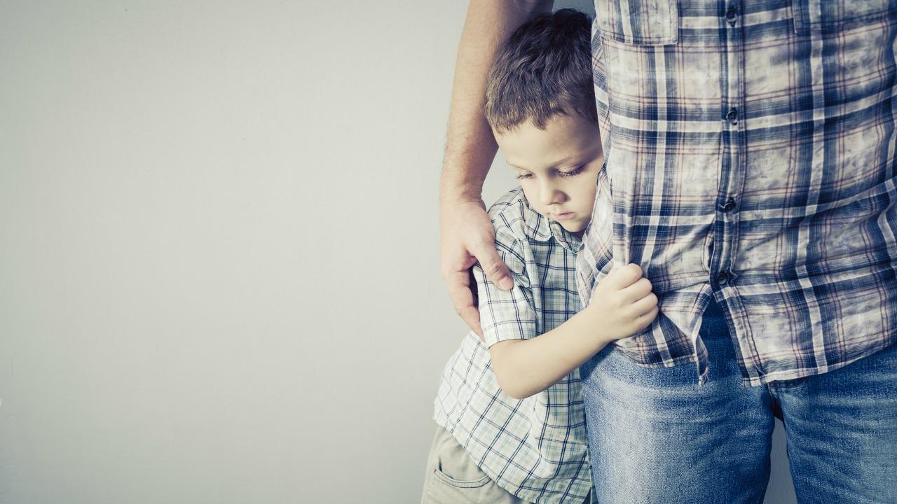 rodzicielstwo dziecka z niepokojem