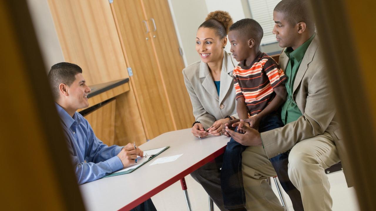 rodzice i nauczyciele ze specjalnymi potrzebami