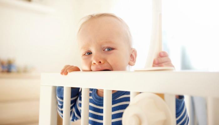 Nie ma problemu, jeśli nie nauczysz swojego dziecka samodzielnego uspokajania