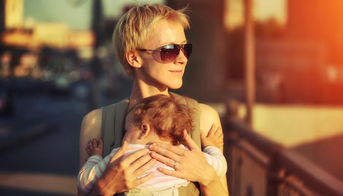 okulary przeciwsłoneczne dla matek