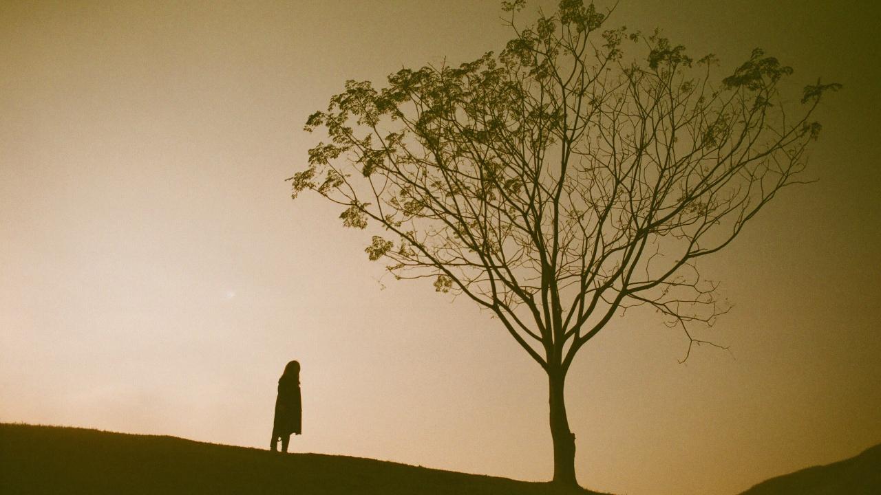 skończył czuć się winny, że nie odwiedził grobu córki