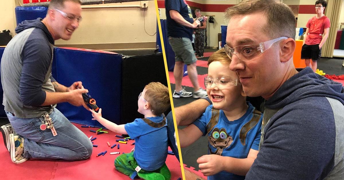 Nie wykluczaj dzieci ze specjalnymi potrzebami i niepełnosprawnościami z przyjęć urodzinowych