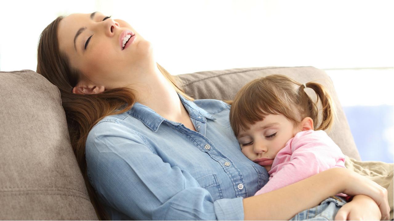 Nowe badanie potwierdza, że rodzice są wypaleni