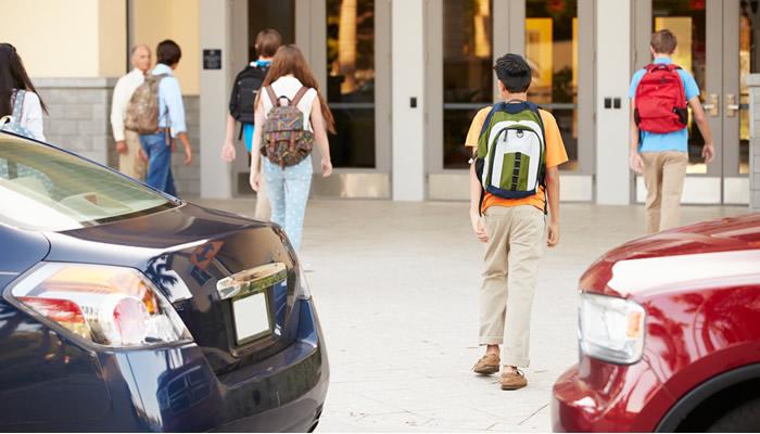 Szkoła Drop-Off Line: rodzice po prostu nie rozumieją