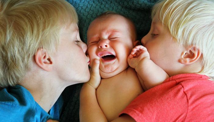 Różnice w rodzicielstwie pierwszego i trzeciego dziecka