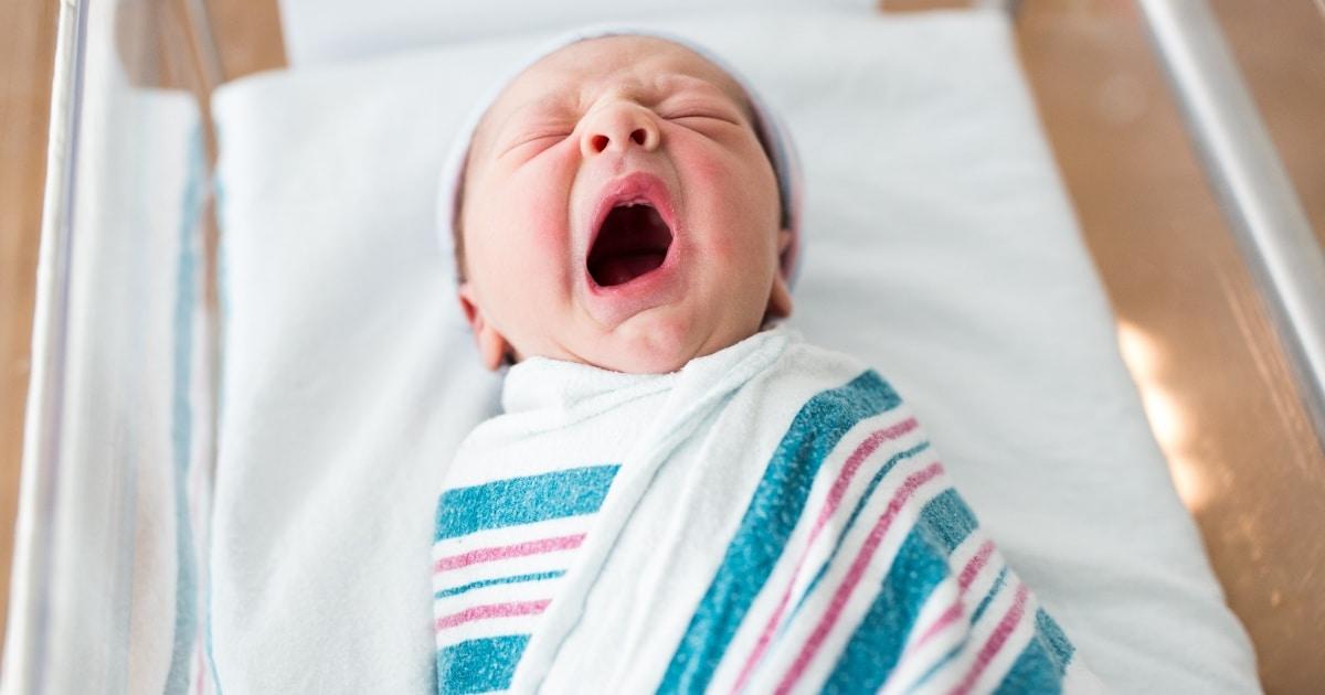 1-tygodniowe dziecko
