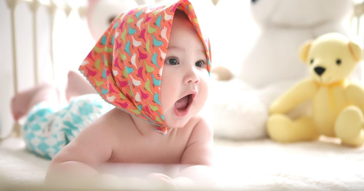 20-tygodniowe dziecko