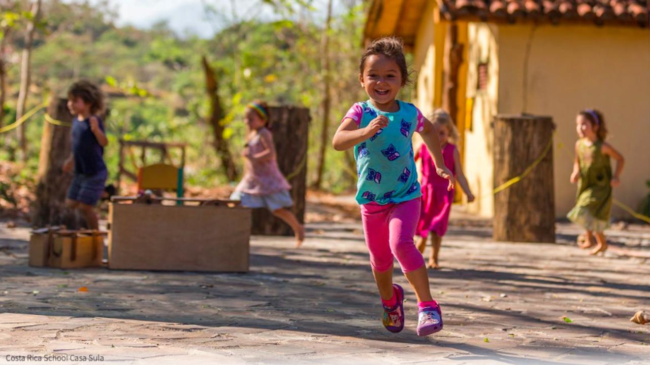 Potrzebujemy więcej bezpłatnych szkół, takich jak ta w Kostaryce