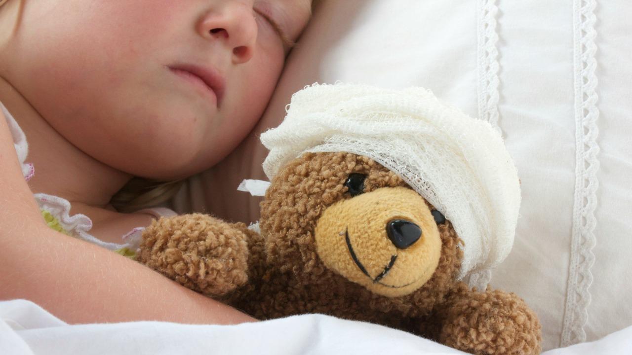 dziecko z napadami padaczkowymi