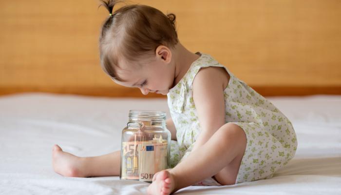 Koszty wychowania dziecka to bzdury